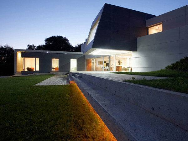 Modern Contemporary Architecture Spain Concrete