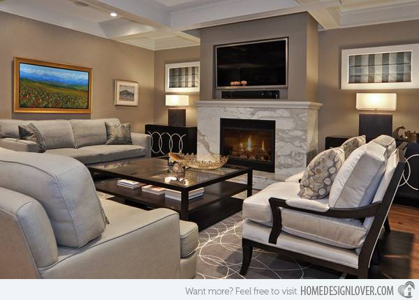 Modern Day Living Room Ideas Decoration House