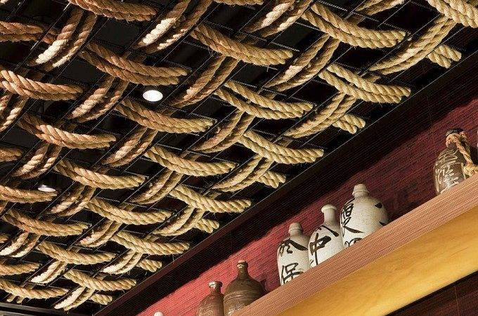 Modern Day Take Traditional Japanese Style Restaurant