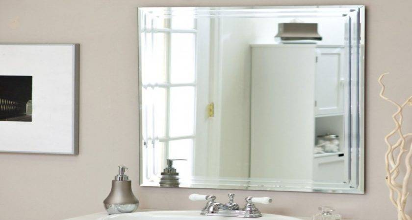 Modern Design Mirrors Bathroom Mirror Idea Framed