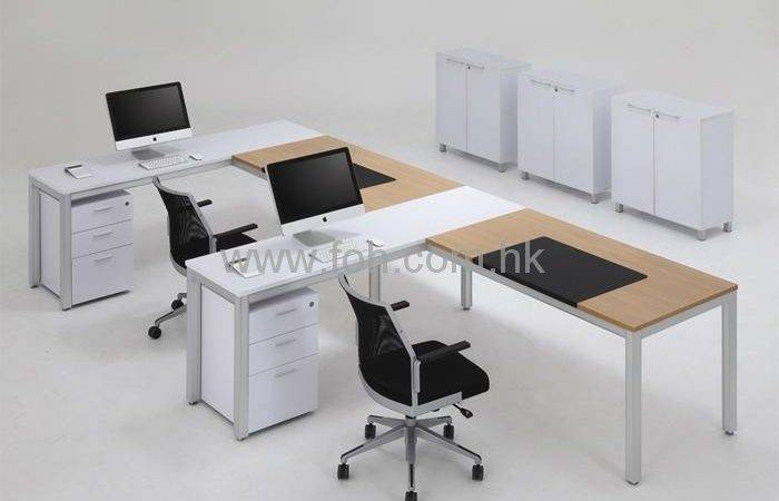 Modern Design Office Cubicle Workstation Project