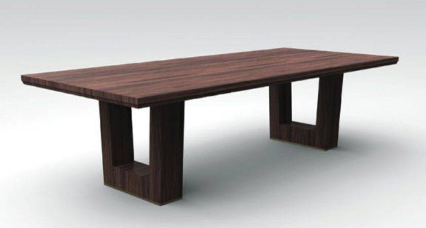 Modern Dining Tables Table Sculpture
