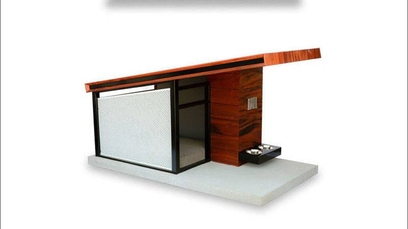 Modern Dog House Designed Fit Your Home