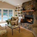 Modern Fireplace Designs Glass
