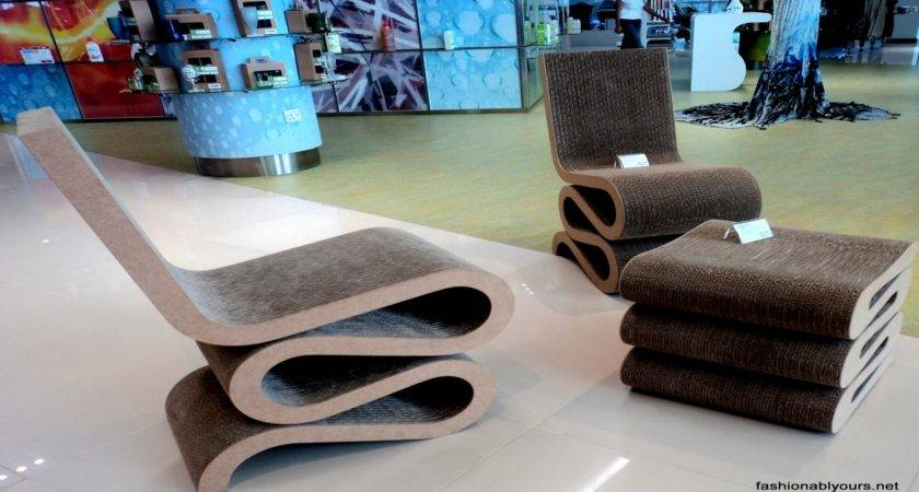 Modern Furniture Eco Friendly Made Out