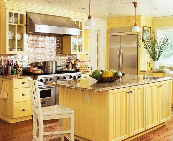 Modern Furniture Traditional Kitchen Design Ideas