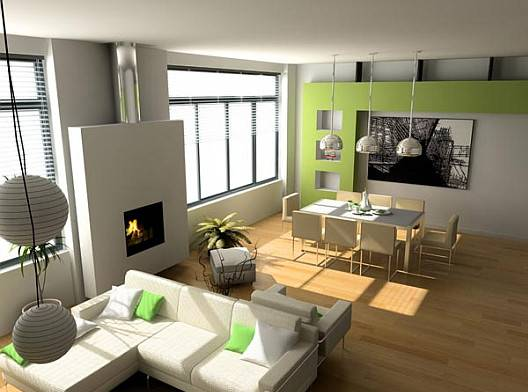 Modern Home Decorating Cheap