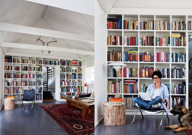 Modern Home Library Design Ideas Contemporary