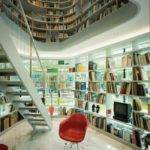 Modern Home Library Design Ideas Dolf Ger