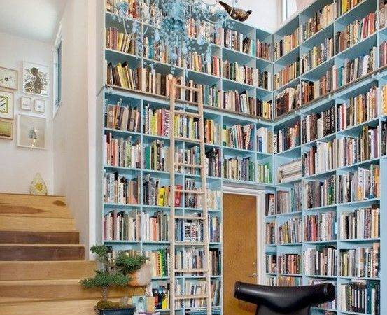 Modern Home Library Designs Stand Out Digsdigs