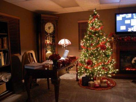 Modern House Best Christmas Decorations Ideas