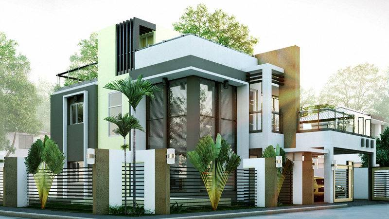 Modern House Designs Floor Plans South Africa Base