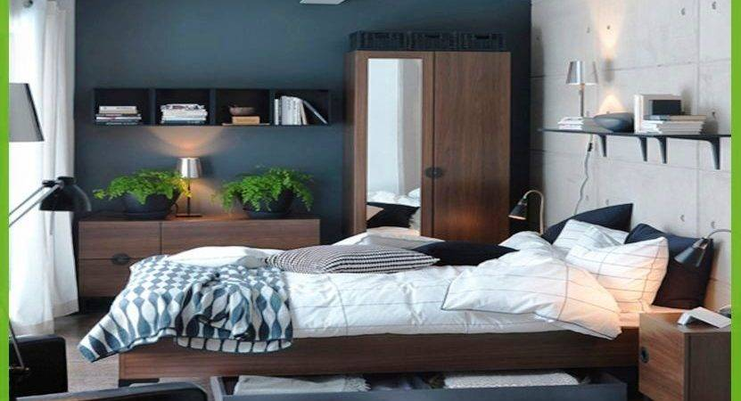 Modern Ikea Small Bedroom Designs Ideas Good