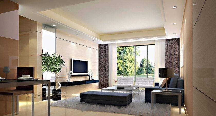 Modern Interiors Designs Living Rooms House