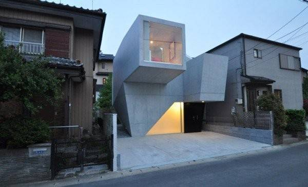 Modern Japanese Home Fascinating Architecture