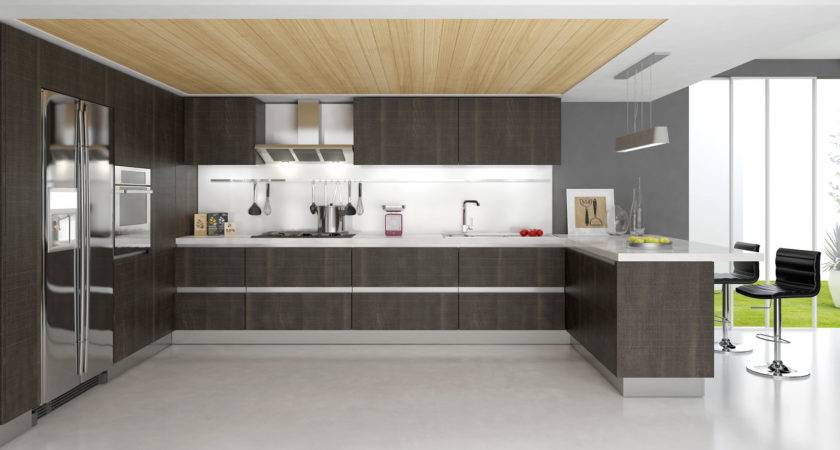 Modern Kitchen Cabinets Design Home