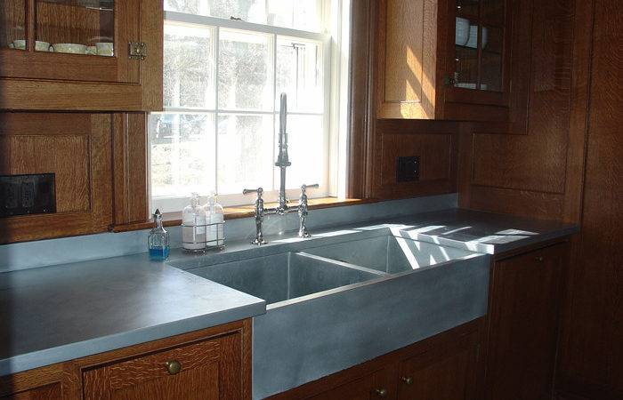 Modern Kitchen Countertops Unusual Materials Ideas