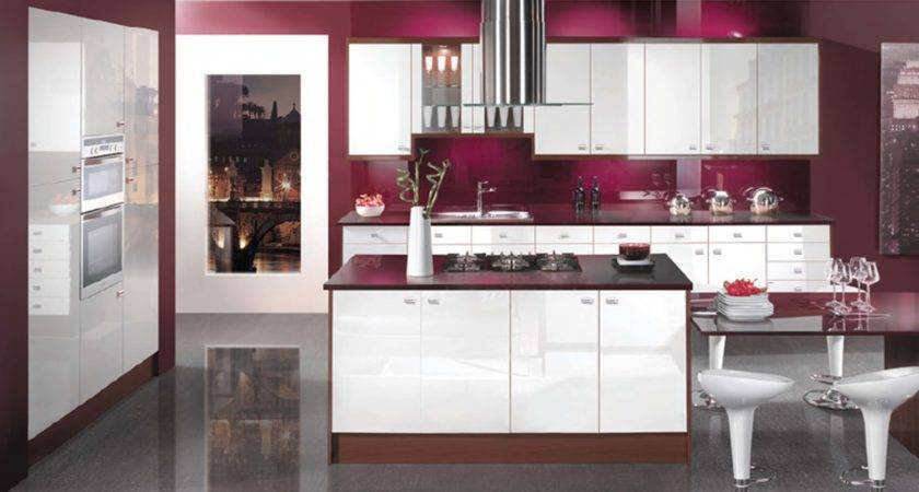 Modern Kitchen Designs Furniture