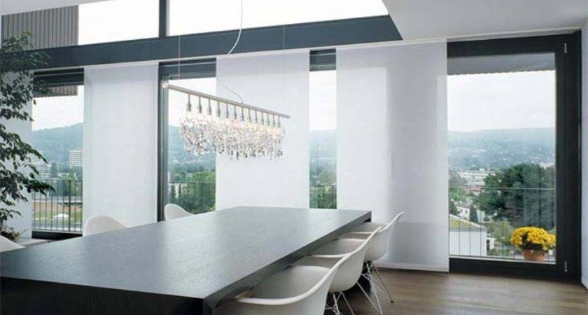 Modern Kitchen Window Treatments Treatment
