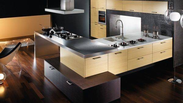 Modern Kitchens Designs Rock Your Cooking World