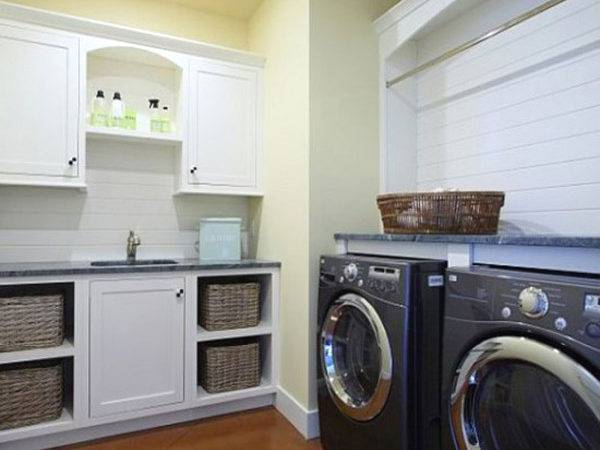 Modern Laundry Room Ideas