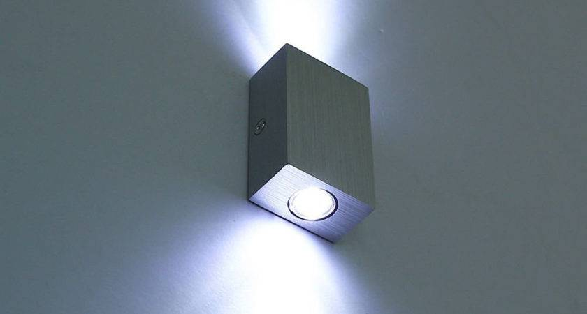 Modern Led Wall Lamp Sconce Night Light Fixture