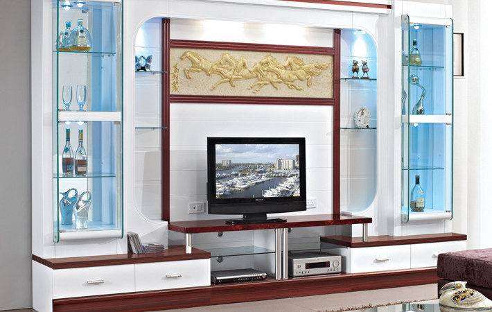 Modern Living Room Combination Plate Upscale