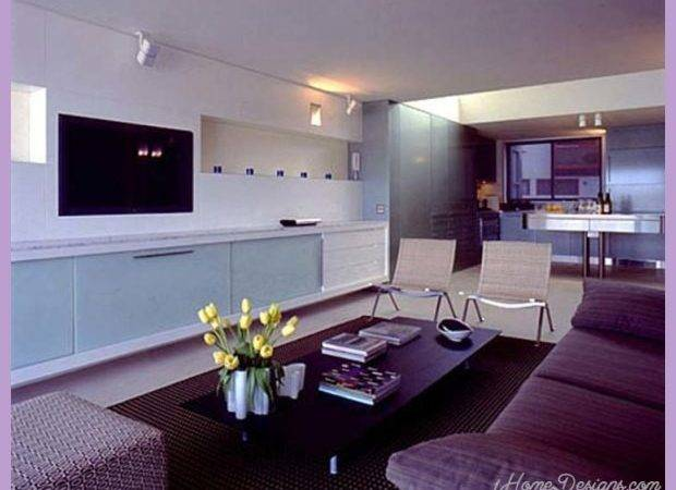 Modern Living Room Decorating Ideas Apartments Home