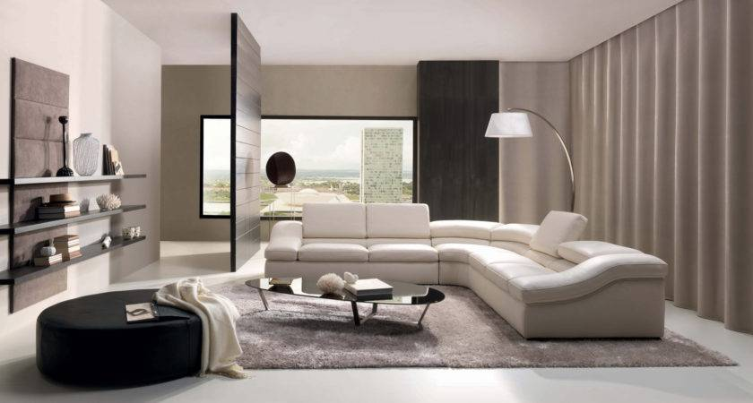 Modern Living Room Interior Design World