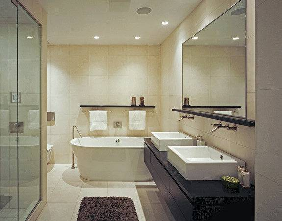 Modern Luxury Bathrooms Designs Nicez