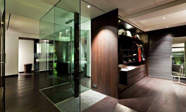 Modern Luxury Closet Interior Design Ideas