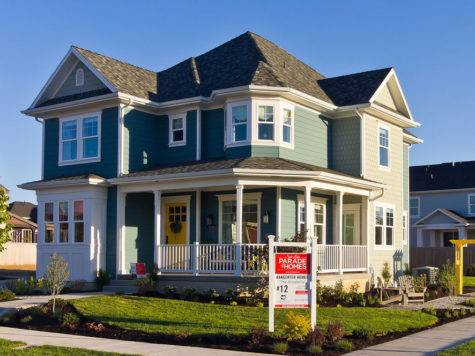 Modern Neo Victorian Home Utah Parade Homes