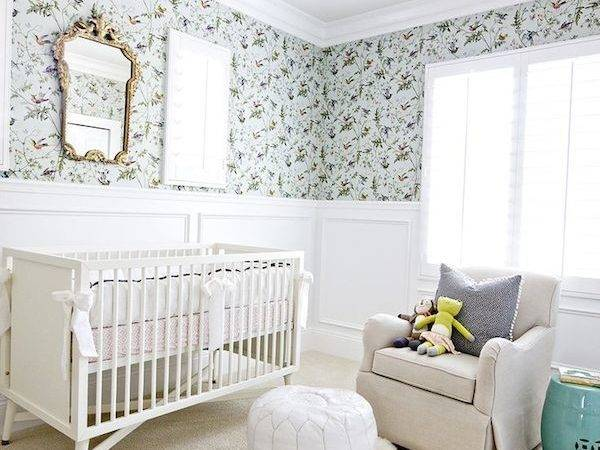 Modern Non Themed Baby Nursery Room Designs