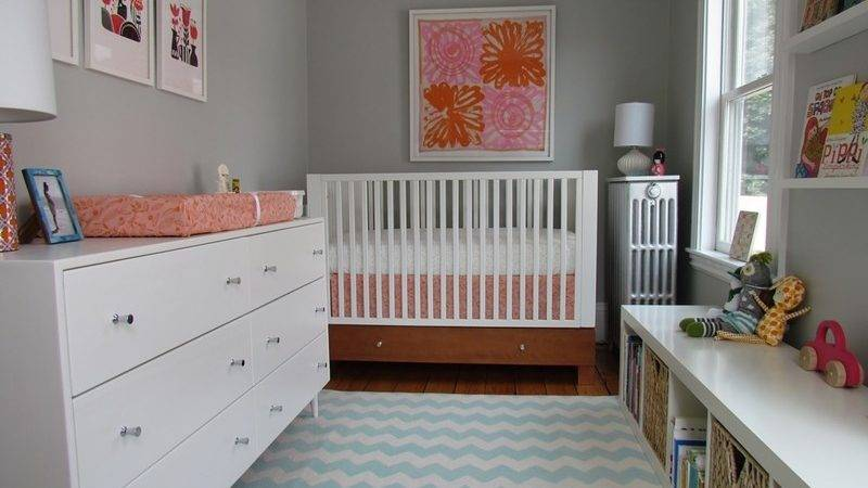 Modern Nursery Design Project
