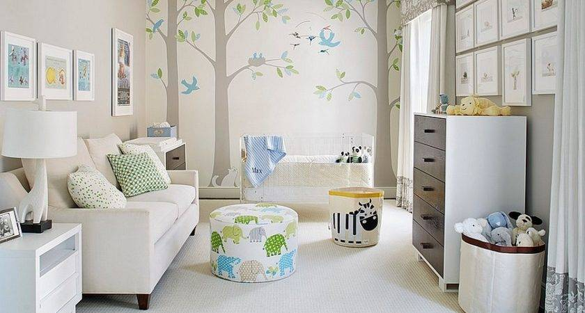 Modern Nursery Designs Vibrant Themes