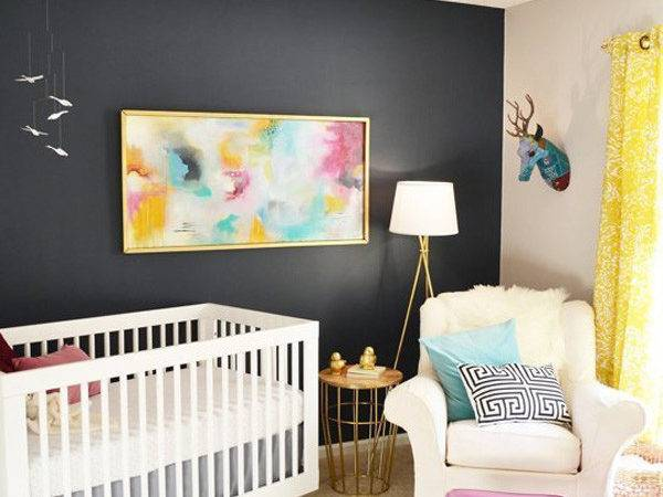 Modern Nursery Different Styles
