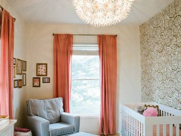 Modern Nursery Room Lighting