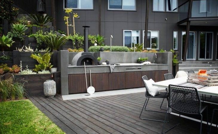 Modern Outdoor Kitchen Designs Ideas Design Trends