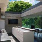 Modern Outdoor Kitchen Designs Summer Relaxation