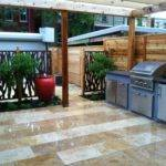Modern Outdoor Kitchen New Style