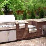 Modern Outdoor Kitchens Designs Decosee