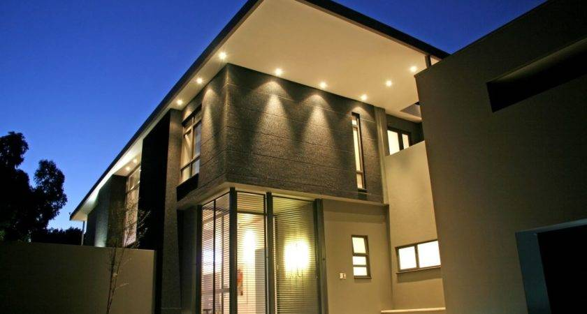 Modern Outdoor Lightning Illuminating Decoration