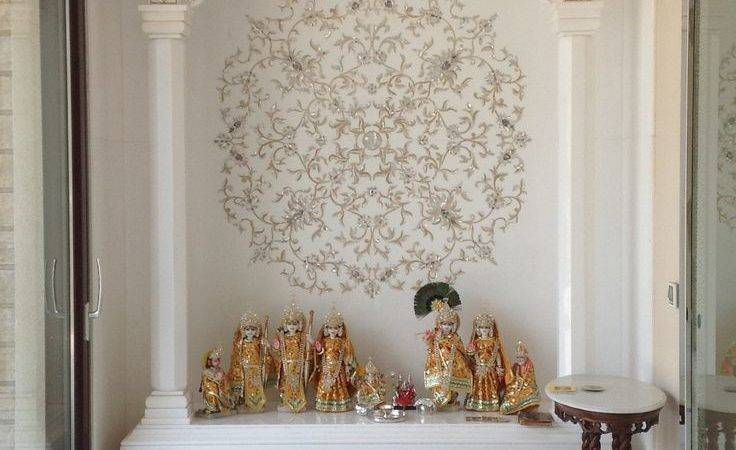 Modern Pooja Room Designs Fill Your Home Divinity