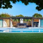 Modern Pool House Retreat Icrave Design Milk