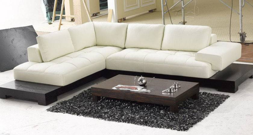 Modern Sectional Sofa Bed Decosee