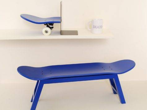 Modern Skateboard Furniture