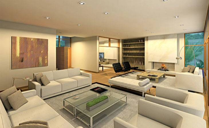Modern Small Living Room Design