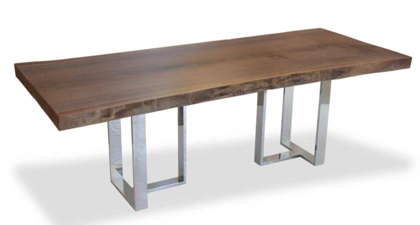 Modern Solid Wood Dining Table Room