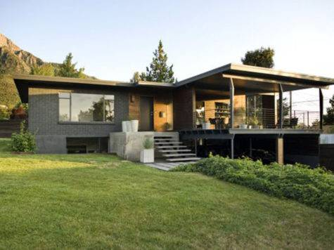 Modern Style Rustic Home Design Ideas
