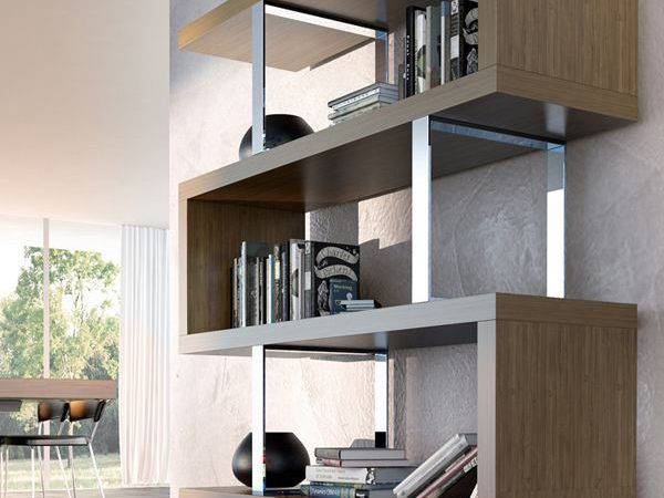 Modern Stylish Bookcase Every Room Home Design